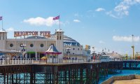 Brighton Pier Summertime
